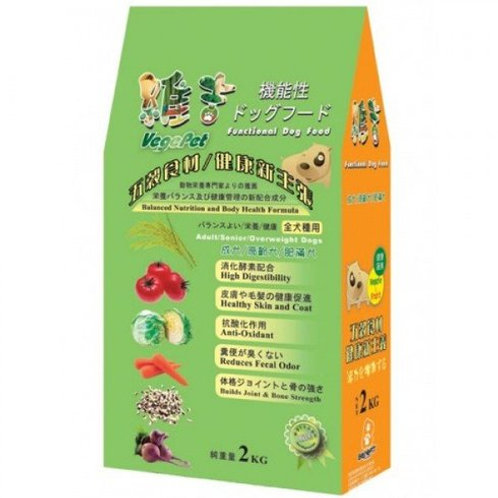 VegePet Adult Dogs (Cheese Flavour)