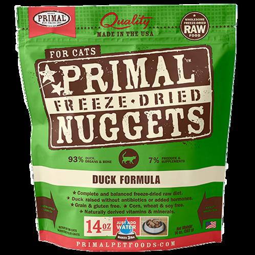 Primal Freeze Dried Feline Duck Formula