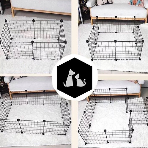 Stackable Playpen for Small Animals