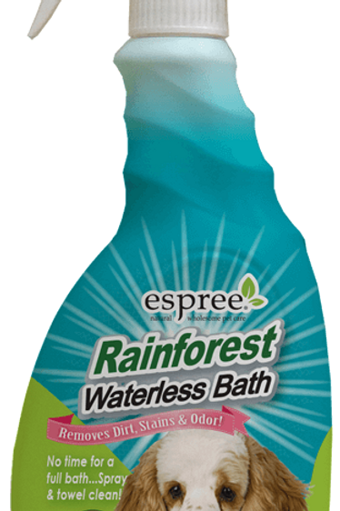 Espree Rainforest Waterless Bath 710ml