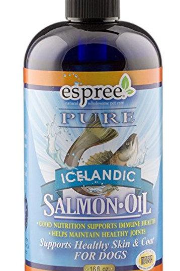 Espree Pure-Icelandic Salmon Oil 16oz