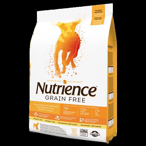 Nutrience GF Dog Turkey,Chicken&Herring