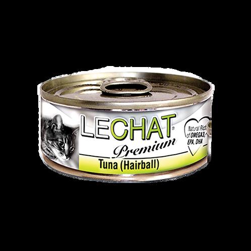 Lechat Premium Tuna (Hairball) 80g