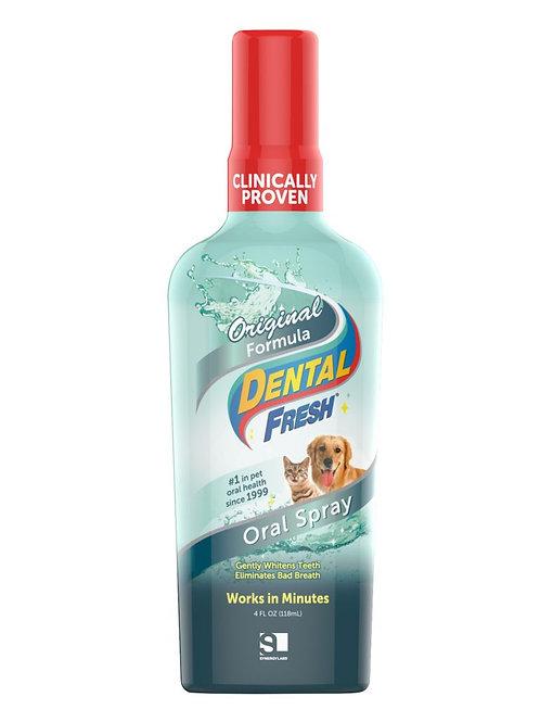 Dental Fresh Oral Spray 4oz