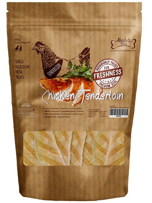 Absolute Bites Chicken Tenderloin 360g