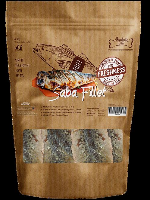 Absolute Bites Saba Fillet 360g