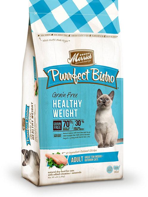 Merrick Purrfect Bistro Grain Free Adult Chicken 4lbs