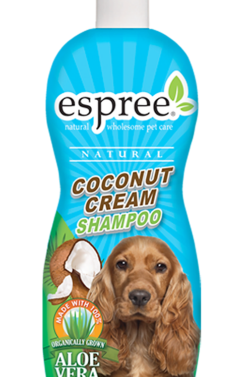 Espree Coconut Cream Shampoo 590ml