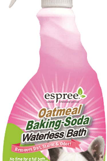 Espree Oatmeal Baking Soda Waterless Bath 710ml