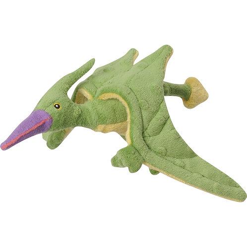 goDog Dinos Terry Dino - Green