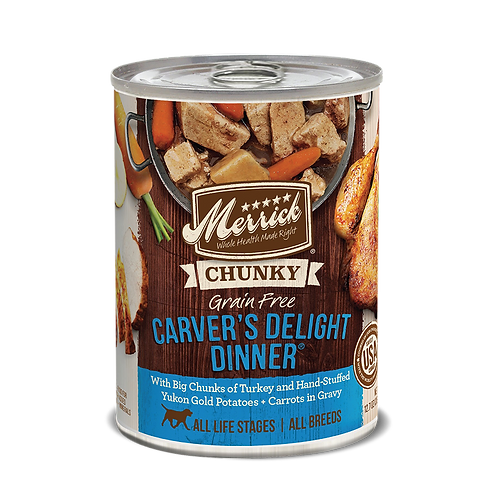 Merrick Chunky Carver's Delight Dinner 360g