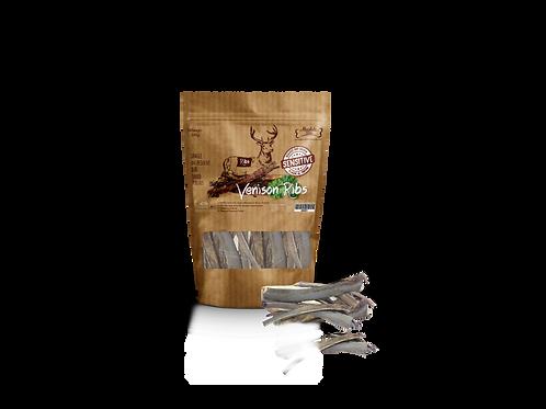 Absolute Bites Air Dried Venison Ribs 200g