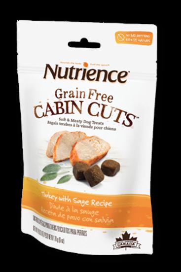 Nutrience G/F Dog Moist Turkey With Sage Recipe 170g