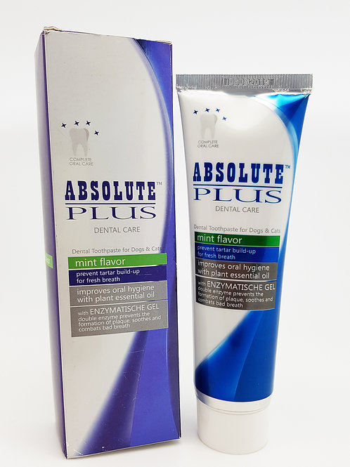 Absolute Plus Dental Toothpaste 100g