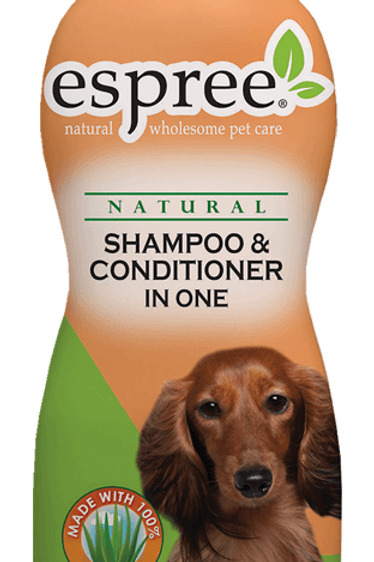 Espree Shampoo & Conditioner In One 590ml