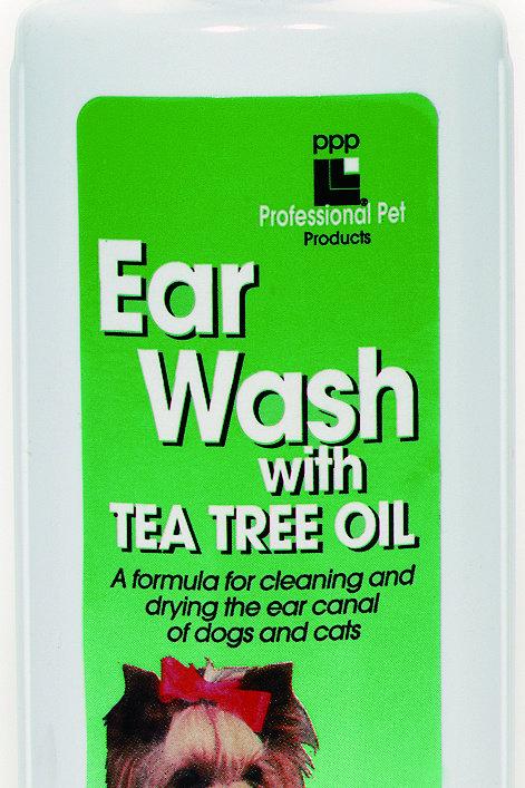 PPP Ear Wash W/Tea Tree Oil