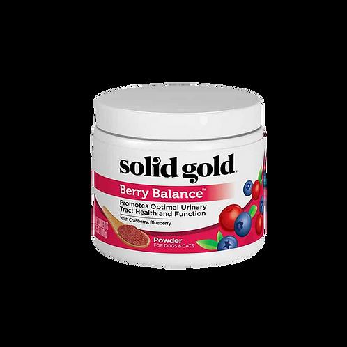Solid Gold Berry Balance Powder 3.5oz