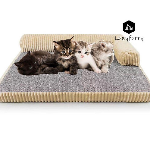 Cat Cooling Bed with Cushion