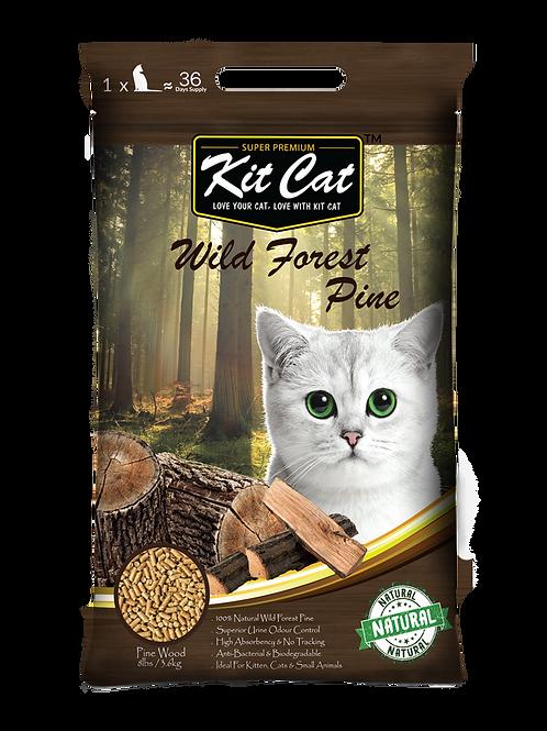 Kitcat 100% Natural Pine Cat Litter