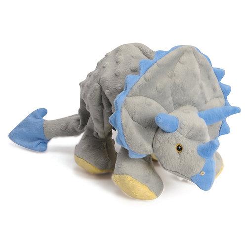 goDog Dinos Frills Dino - Grey