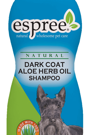 Espree Aloe Herb Oil Dark Coat Shampoo
