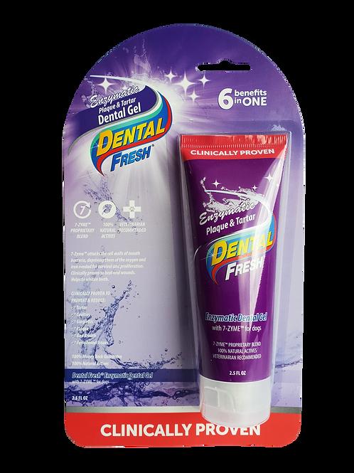 Dental Fresh Enzymatic Dental Gel 2.5oz