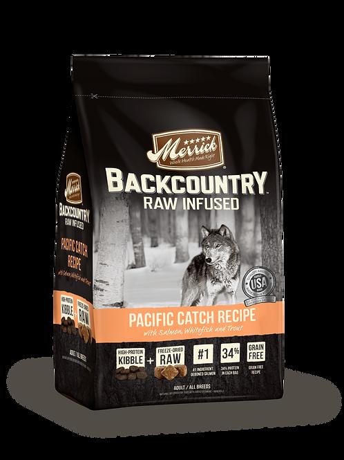 Merrick Grain Free Backcountry Pacific Catch Recipe