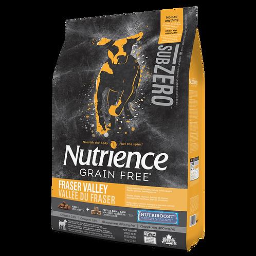 Nutrience SubZero Dog Fraser Valley