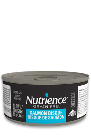 Nutrience GF SubZero Cat Salmon Recipe 85g