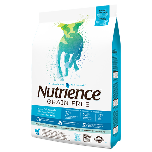 Nutrience GF Dog Ocean Fish