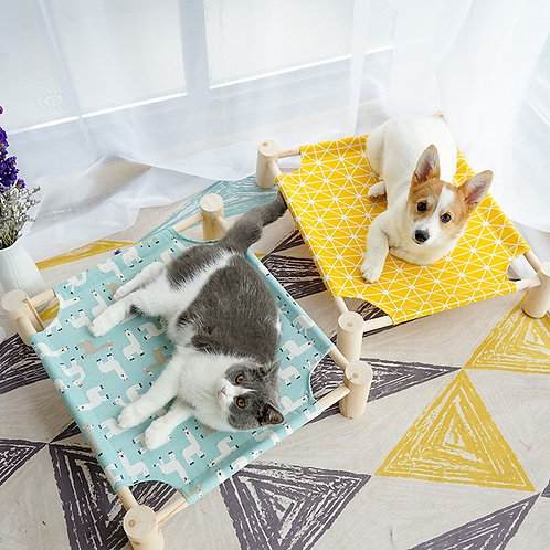 Canvas Bed For Dogs &Cats
