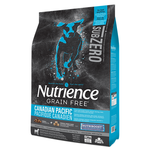 Nutrience SubZero Dog Canadian Pacific