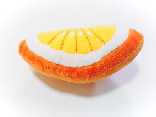 Orange Dog Toy