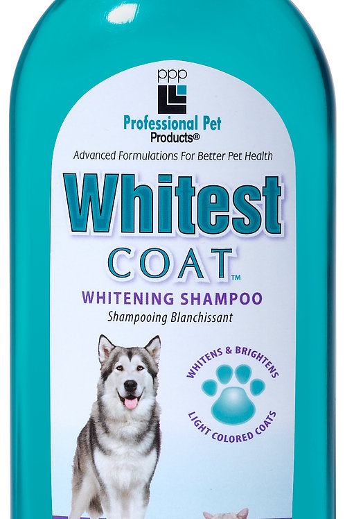 PPP Whitest Coat Shampoo