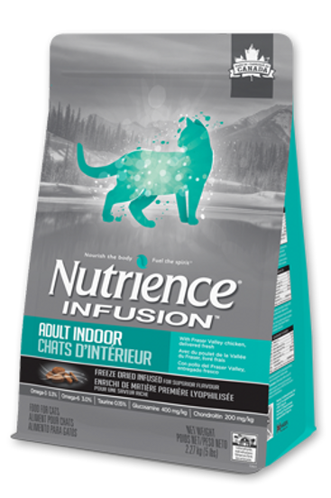 Nutrience Infusion Cat Adult Indoor Chicken