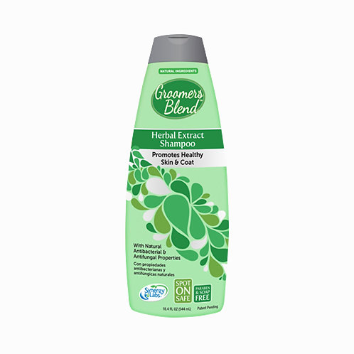 GB Herbal Extract Shampoo 544ml