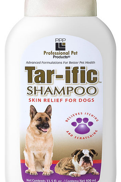 PPP Tar-ific Skin Relief Shampoo
