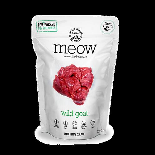MEOW Freeze Dried Raw Wild Goat Treats