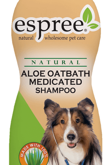 Espree Aloe Oatbath Medicated Shampoo