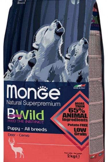 Monge Bwild Puppy Deer 4.4lb