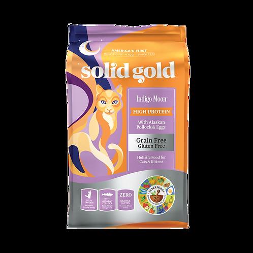 SOLID GOLD GRAINFREE POLLOCK & EGG (INDIGO MOON)