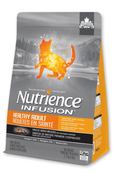 Nutrience Infusion Cat Adult Chicken 2.27kg
