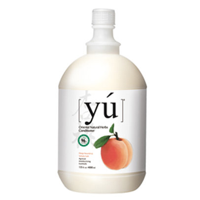 YU Apricot Rinse Off Conditioner 4000ml