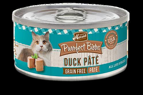 Merrick Purrfect Bistro Duck Pate 5.5oz