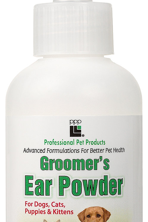 A550 PPP Groomer's Ear Powder