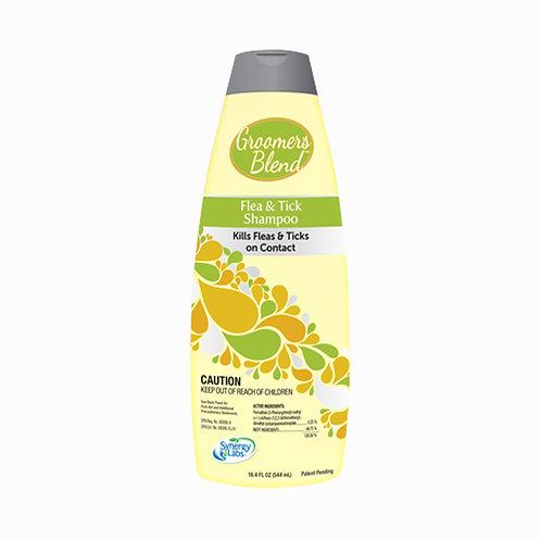 GB Flea & Tick Shampoo 544ml