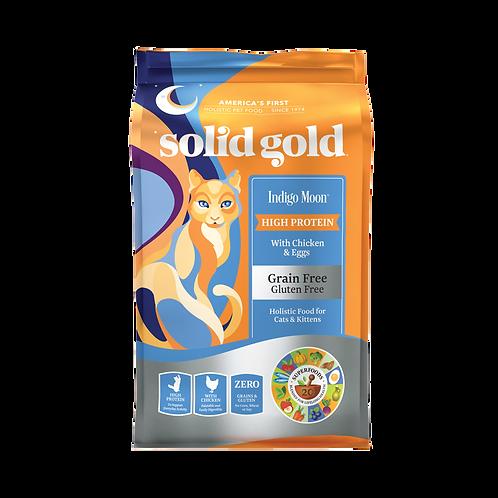 SOLID GOLD GRAINFREE CHICKEN & EGG (INDIGO MOON)