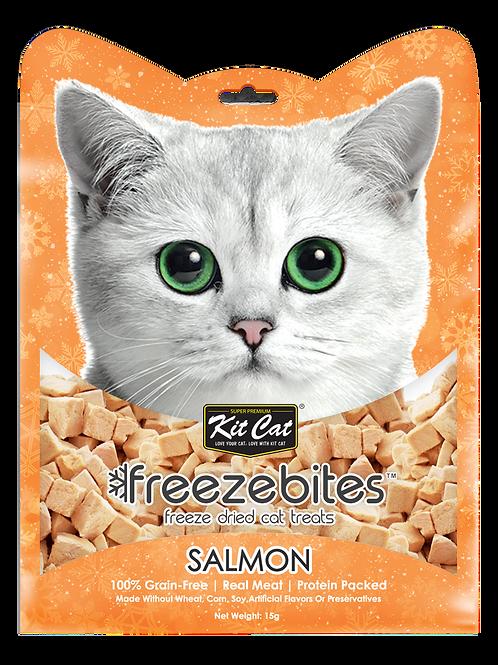Kit Cat Freeze Bites Salmon 15g