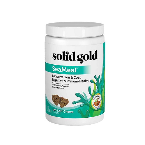 Solid Gold Seameal (120 chews)