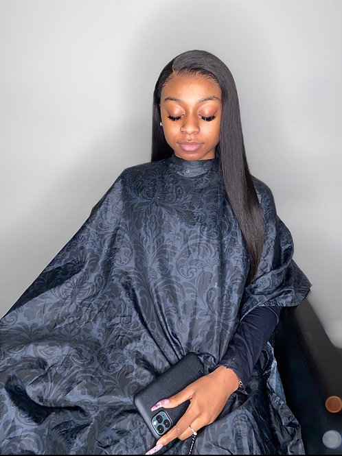 NATURAL FULL LACE WIG